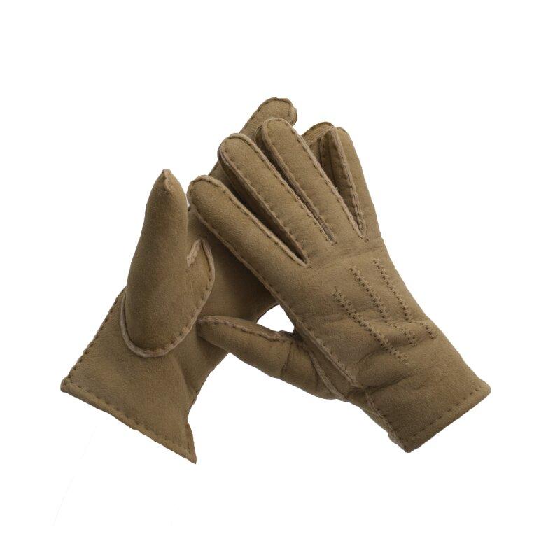 großer Lagerverkauf weltweit verkauft echt kaufen Warme Handschuhe und Fäustlinge aus Lammfell