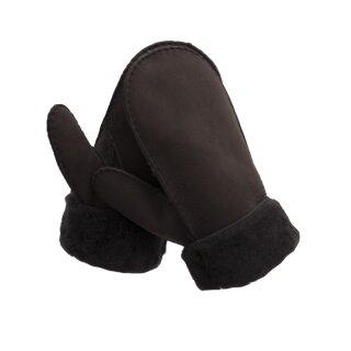 Hände Handschuhe Warme Lammfell Fäustlinge Klassische Für 6Iyf7bgmYv
